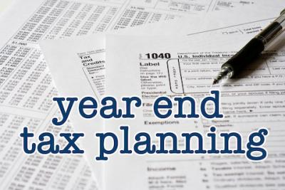 1251 year end tax planning